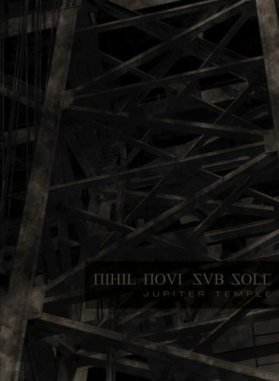 Nihil Novi Sub Sole - Jupiter Temple CD (Lim1000)