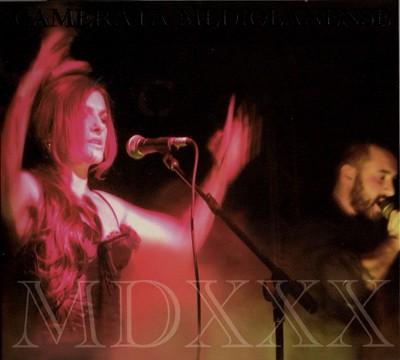 Camerata Mediolanense - MDXXX CD (Lim1000)
