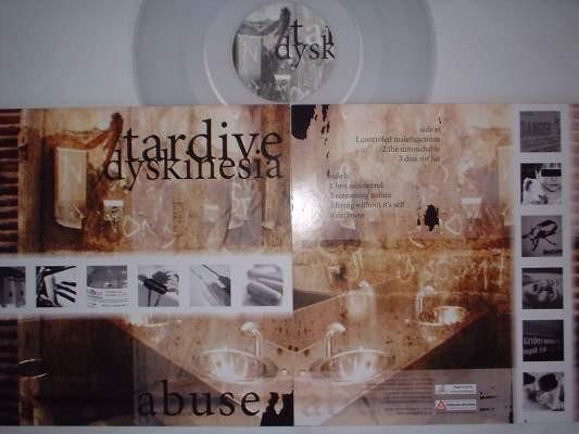 Tardive Dyskinesia (Soulcripple) - Abuse LP (Lim100) 2004