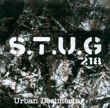 S.T.U.G. 218 - Urban Decimering CD