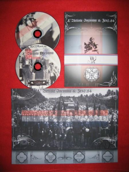 L' Artiste Inconnu & ZR19.84 - Hommage to Les Joyaux LJDLP CD