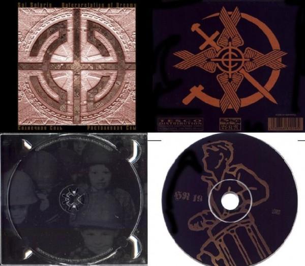 Sal Solaris - Outerpretation Of Dreams CD