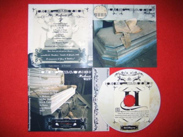 [ZR19.84] Homedustoppressivemonothony - Malnatt CD (Lim33)