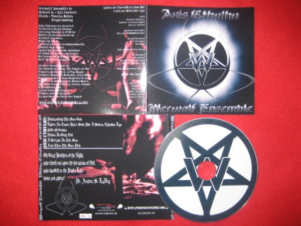 WERWOLF ENSEMBLE - Axis Cthulhu CD (Lim50)