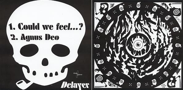 Delayer (Zoviet France) - Could We Feel...? 7 (Lim100)