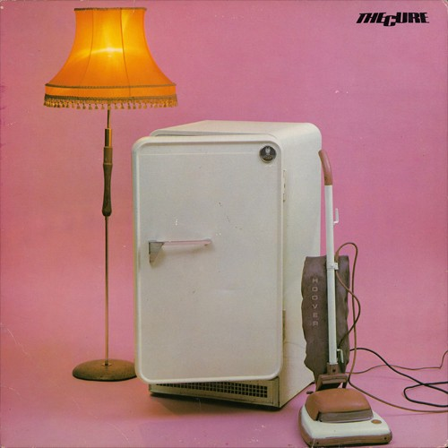 THE CURE - Three Imaginary Boys LP 2016