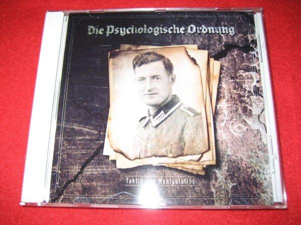 Die Psychologische Ordnung - Taktik und Manipulation CDr (Lim33)