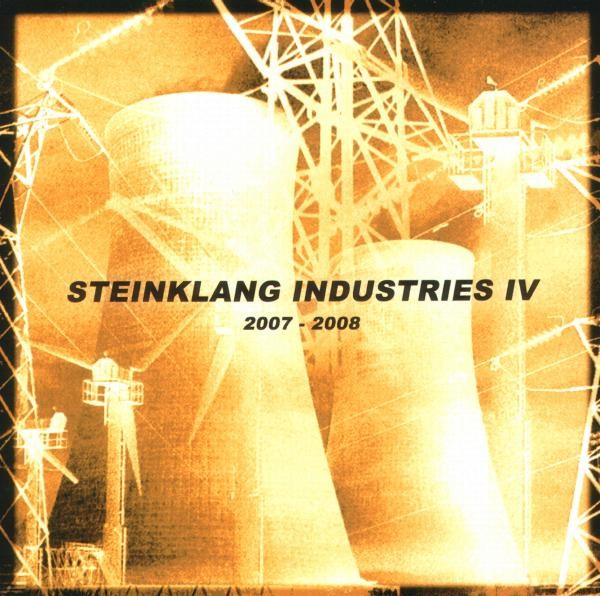 V/A Sampler - Steinklang Industries IV 2007-2008 CD