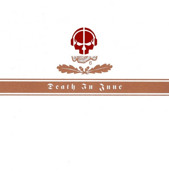"DEATH IN JUNE - The March Of The Lonely 7""EP clear (Lim99) 2000"