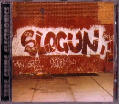 Slogun – Kill To Forget CD (2000)