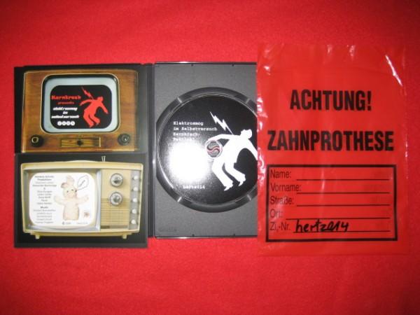 V/A Sampler - KERNKRACH Elektrosmog Im Selbstversuch DVD (Lim300