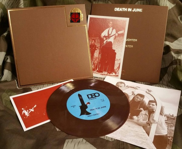 DEATH IN JUNE - State Laughter 7 2nd Lim222 2018