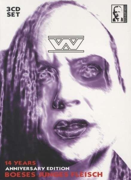 WUMPSCUT - Boeses Junges Fleisch 3CD BOX