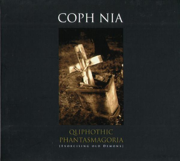 Coph Nia - Qliphothic Phantasmagoria CD (Lim500)