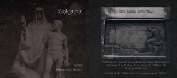 Golgatha - Kydos CD