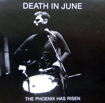 Death In June - The Phoenix Has Risen CD (Lim1000)