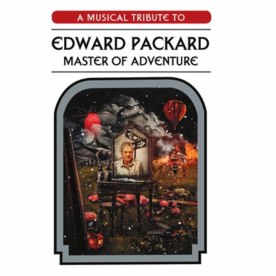 V/A - A Musical Tribute To Edward Packard CDr