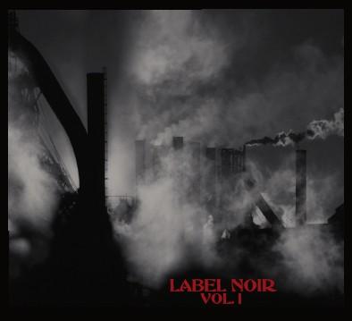 V/A Sampler - Label Noir Vol. 1 CD 2010