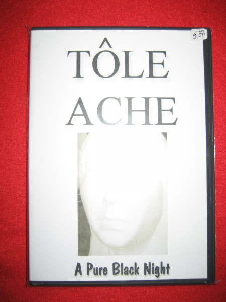 TOLE ACHE - A Pure Black Night CDr 2nd (Lim90)