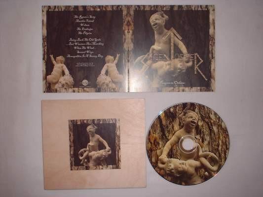 SAGENTOETER - Prayers To Othinn CD (Lim500)
