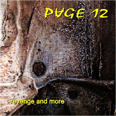 Page 12 - Revenge And More CD (1995)