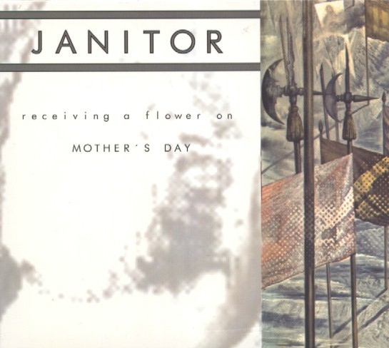 Janitor (Deutsch Nepal) - Receiving A Flower On Mother's Day CD
