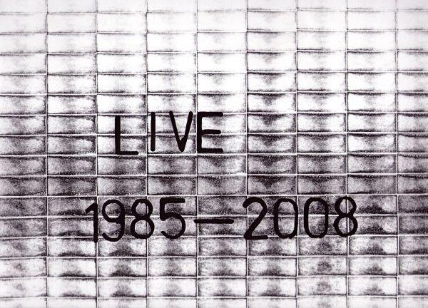 ADN Ckrystall / Closedunruh - Live 1985 - 2008 LP (Lim200)