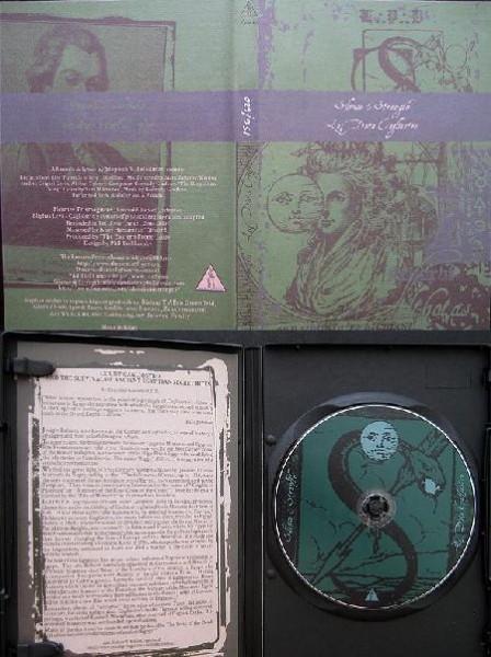 Silence & Strength - Le Divin Cagliostro CD (Lim620)