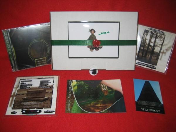 STRYDWOLF - Aus alter Zeit 2CD Box (Lim75) 2012