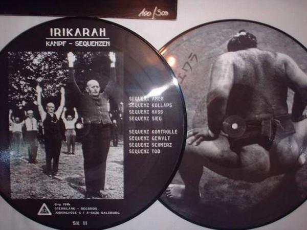 IRIKARAH - Kampf Sequenzen LP (Lim500)