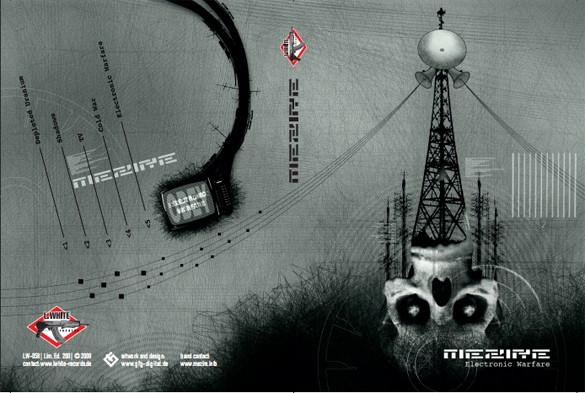 MEZIRE (Control) - Electronic Warfare MCD (Lim200)