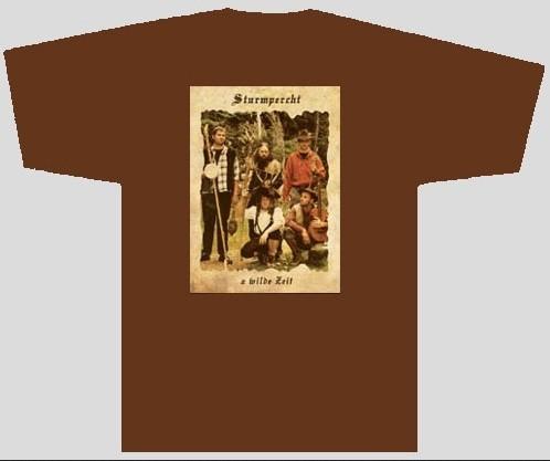 STURMPERCHT - A wilde Zeit Shirt