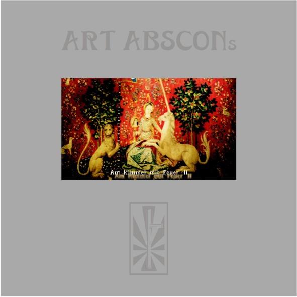 Art Abscons - Am Himmel Mit Feuer II LP (Lim146)