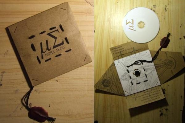 Mork Skog (Durch Heer und Kraft) - Same CD (Lim25)