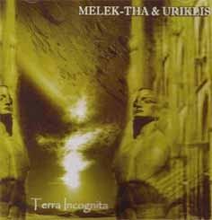 Melek-tha & URIKLIS - Terra Incognita 2CD (Lim100)