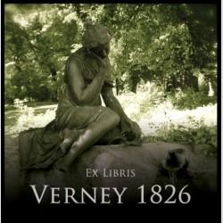 Verney 1826 - Ex Libris CD (Lim260)