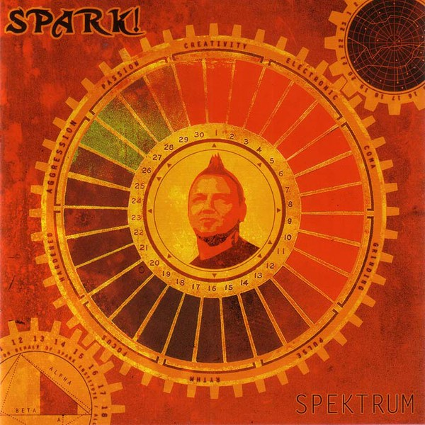 SPARK! - Spektrum CD 2015