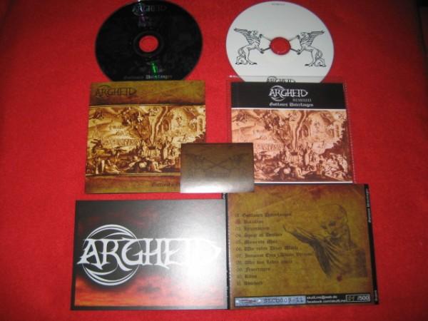ARGHEID - Gottloses Unterfangen 2CD SET (Lim70)