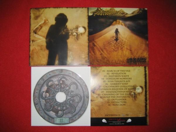Chaoticum - NoiZ Zion CD (Lim50)