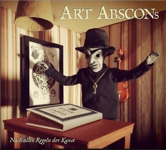ART ABSCONS - Nach allen Regeln der Kunst CD (Lim200) 2021