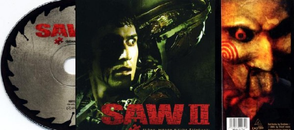 V/A Sampler - SAW II CD+DVD BOX 2005
