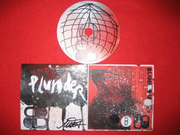 Blank Banner - Plunder CD (Lim50)