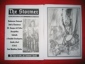 THE STORMER zine - issue 11