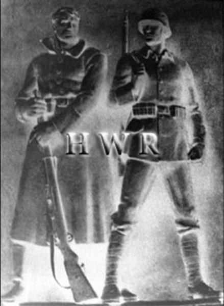 H.W.R - Quintessence of Warspirit MC Tape (Lim88)
