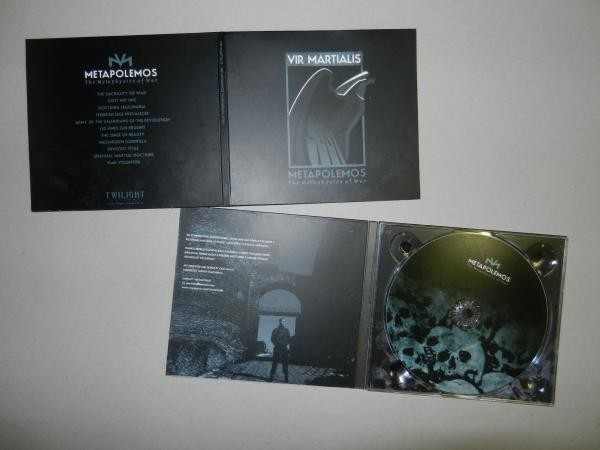 Vir Martialis - Metapolemos CD