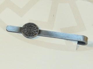 BLACK SUN - Needle Tie (Steel)