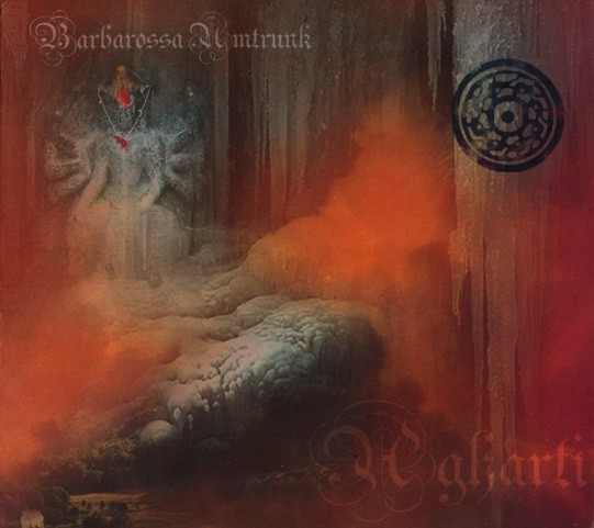 Barbarossa Umtrunk - Agharti CD (Lim500)