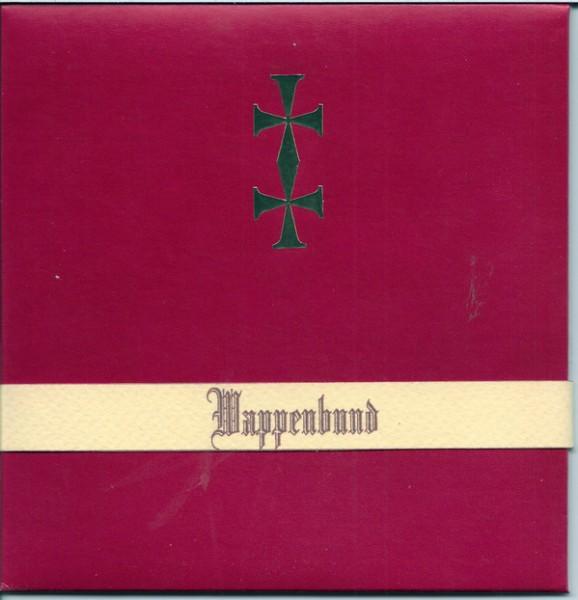 WAPPENBUND - Blood And Fire CD (Lim450) 2001