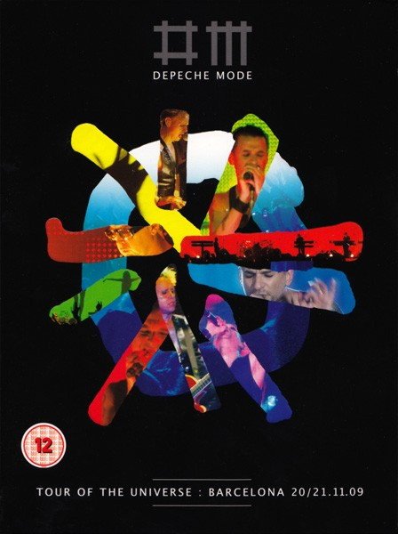 Depeche Mode - Tour Of The Universe : Barcelona 2CD + 2DVD