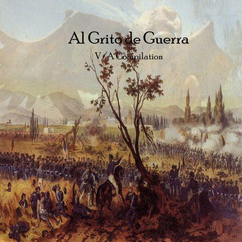 V/A MEXICO Compilation - Al Grito de Guerra CD (Lim100)